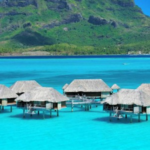villas 6 - Four Seasons Bora Bora - Luxury Bora Bora Honeymoon Packages