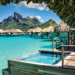 villas - Four Seasons Bora Bora - Luxury Bora Bora Honeymoon Packages