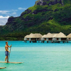 watersports 3 - Four Seasons Bora Bora - Luxury Bora Bora Honeymoon Packages