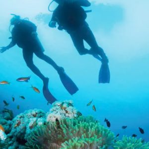 Thailand Honeymoon Package Anantara Mai Khao Phuket Villas Diving