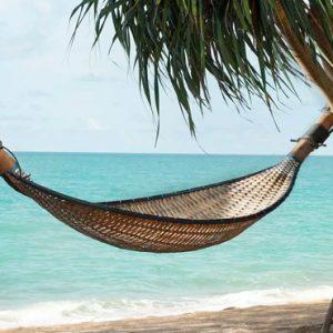 Thailand Honeymoon Package Anantara Mai Khao Phuket Villas Hammock On Beach