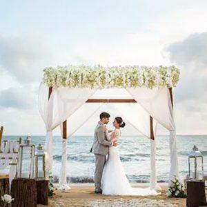 Thailand Honeymoon Package Anantara Mai Khao Phuket Villas Mai Khao Beach Wedding