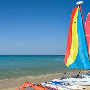 Thailand Honeymoon Package Anantara Mai Khao Phuket Villas Non Motorised Watersports