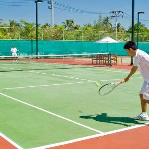 Thailand Honeymoon Package Anantara Mai Khao Phuket Villas Tennis