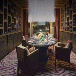 Thailand Honeymoon Package Anantara Mai Khao Phuket Villas The Tasting Room1
