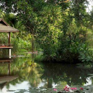 Thailand Honeymoon Package Anantara Mai Khao Phuket Villas Lagoon View With Sala