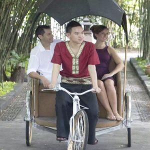 Thailand Honeymoon Package Anantara Mai Khao Phuket Villas Resort Ride
