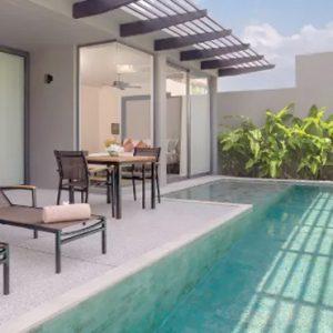 Thailand Honeymoon Packages Anantara Mai Khao Phuket Villas Three Bedroom Connecting Double Pool Pavilion