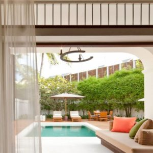Thailand Honeymoon Packages SALA Samui Choengman Beach Resort 1 Bedroom Duplex Pool Villa Suite