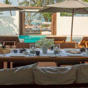 Thailand Honeymoon Packages SALA Samui Choengman Beach Resort Afternoon Tea