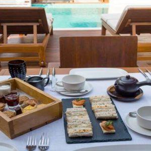 Thailand Honeymoon Packages SALA Samui Choengman Beach Resort Afternoon Tea1