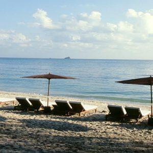 Thailand Honeymoon Packages SALA Samui Choengman Beach Resort Beach