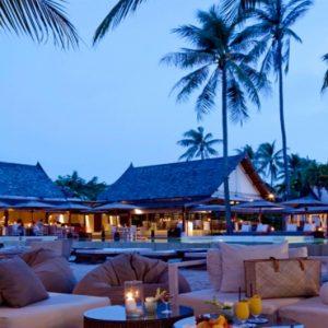 Thailand Honeymoon Packages SALA Samui Choengman Beach Resort Beach Bar1