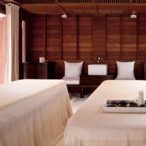 Thailand Honeymoon Packages SALA Samui Choengman Beach Resort Couple Spa Treatment Room