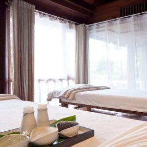 Thailand Honeymoon Packages SALA Samui Choengman Beach Resort Couple Spa Treatment Room1