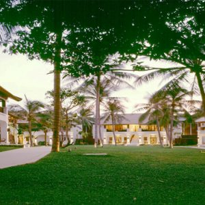 Thailand Honeymoon Packages SALA Samui Choengman Beach Resort Hotel Exterior