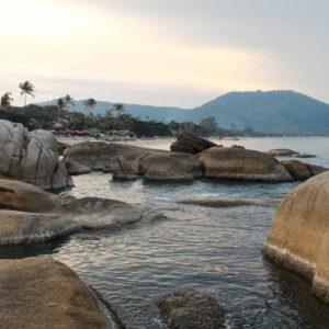 Thailand Honeymoon Packages SALA Samui Choengman Beach Resort Island View