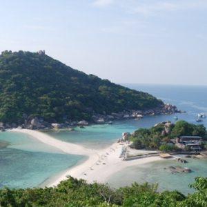 Thailand Honeymoon Packages SALA Samui Choengman Beach Resort Location