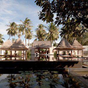 Thailand Honeymoon Packages SALA Samui Choengman Beach Resort Pool1