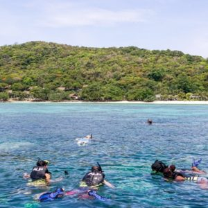Thailand Honeymoon Packages SALA Samui Choengman Beach Resort Snorkeling