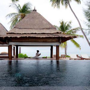 Thailand Honeymoon Packages SALA Samui Choengman Beach Resort Yoga