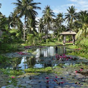 Thailand Honeymoon Packages Anantara Mai Khao Phuket Villa Pond