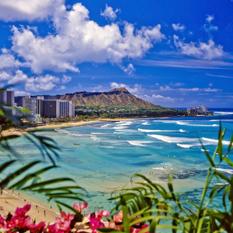 Las Vegas Hawaii and San Francisco Multi-Centre Honeymoon.