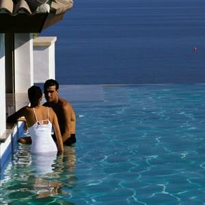 Anassa - pool outdoor