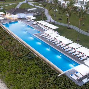 Bahamas Honeymoon Packages The Ocean Club, A Four Seasons Resort Pool Overview