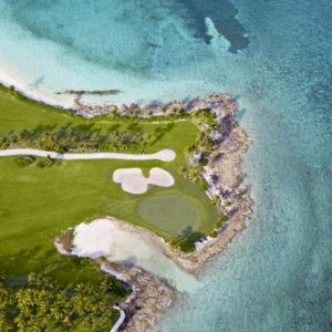 Bahamas Honeymoon Packages The Ocean Club, A Four Seasons Resort Beach Overview
