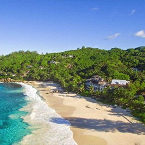 Banyan Tree Seychelles - Luxury Seychelles Honeymoon Packages - Beach