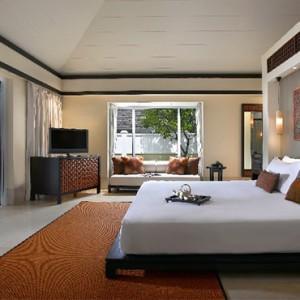 Banyan Tree Seychelles - Luxury Seychelles Honeymoon Packages - Beachfront Pool Villa interior