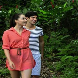 Banyan Tree Seychelles - Luxury Seychelles Honeymoon Packages - Botanical garden excursion