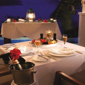 Banyan Tree Seychelles - Luxury Seychelles Honeymoon Packages - Dining