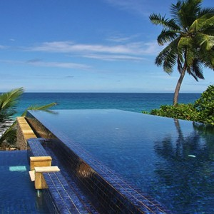 Banyan Tree Seychelles - Luxury Seychelles Honeymoon Packages - Infinity pool