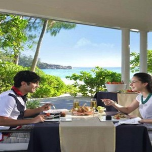 Banyan Tree Seychelles - Luxury Seychelles Honeymoon Packages - Private dining1