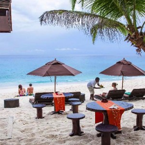 Banyan Tree Seychelles - Luxury Seychelles Honeymoon Packages - Rum Shack