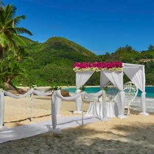 Banyan Tree Seychelles - Luxury Seychelles Honeymoon Packages - Wedding1