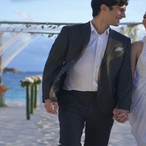 Banyan Tree Seychelles - Luxury Seychelles Honeymoon Packages - Wedding2