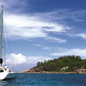 Banyan Tree Seychelles - Luxury Seychelles Honeymoon Packages - Yacht