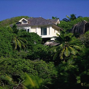Banyan Tree Seychelles - Luxury Seychelles Honeymoon Packages - villa exterior