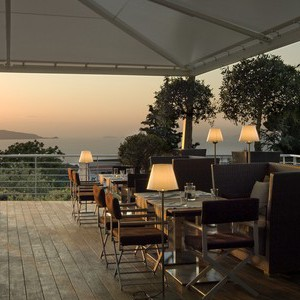 Capri Palace Hotel & Spa - dining