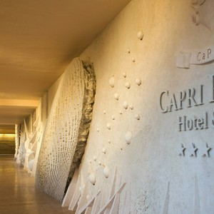 Capri Palace Hotel & Spa - entrance