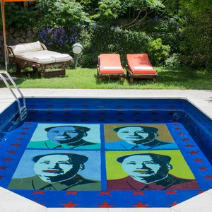 Capri Palace Hotel & Spa - warhol pool