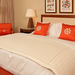 Fairmont Monte Carlo - bedroom