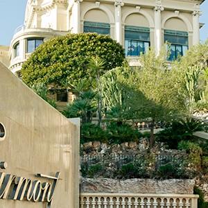 Fairmont Monte Carlo - drive