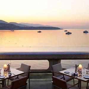 Fairmont Monte Carlo - restaurant