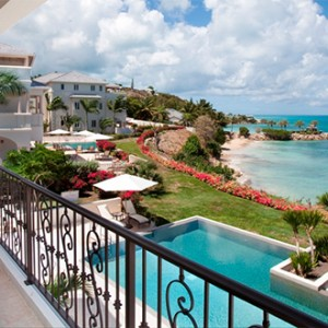 The Cove Suites at Blue Water - Balcony