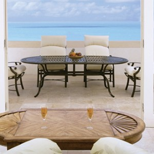 The Cove Suites at Blue Water - Patio