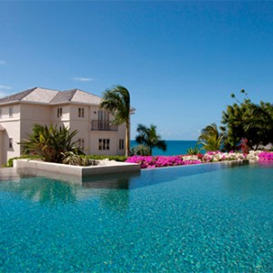 The Cove Suites at Blue Water - Pool View